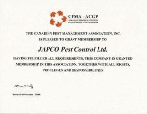 CPMA - ACGP Certificate