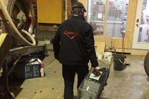 JAPCO At Commercial Work
