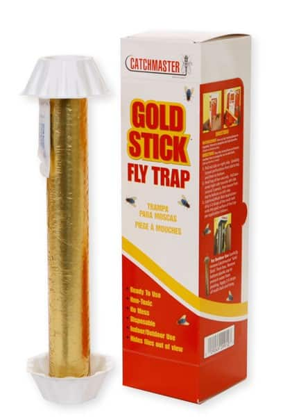 Gold Stick Fly Light
